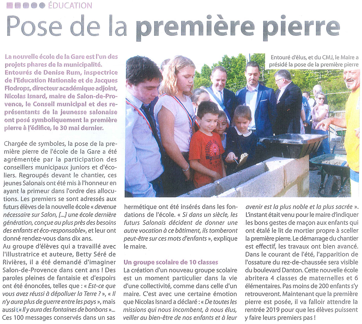 Le Mag – Salon de Provence