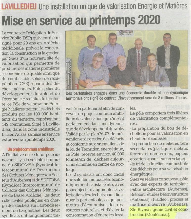 La Tribune – 29 Mars