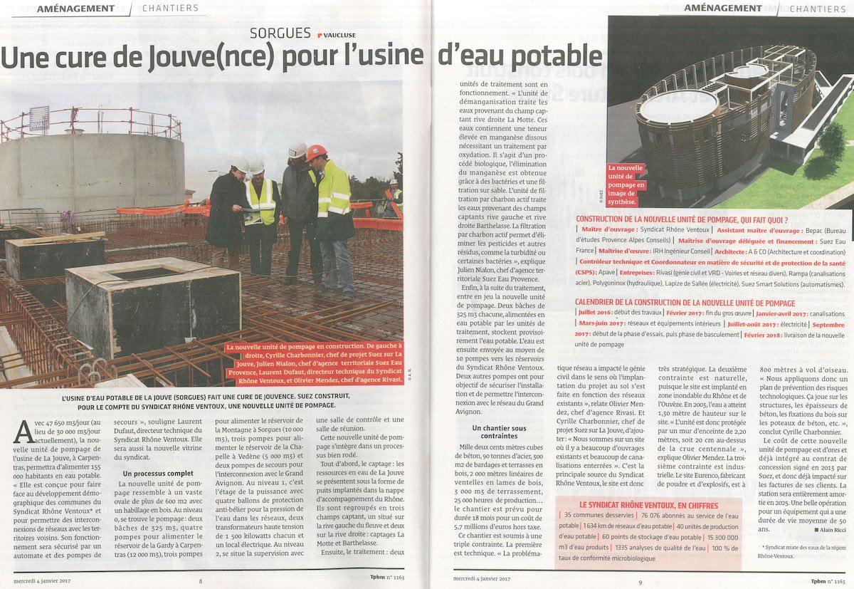 Travaux Publics & Bâtiment du Midi